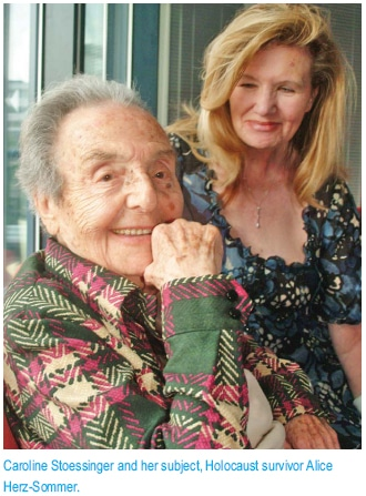 Caroline Stoessinger & Alice Herz-Sommer